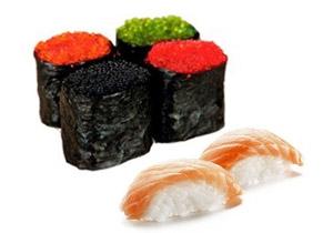 Суши Гунканы